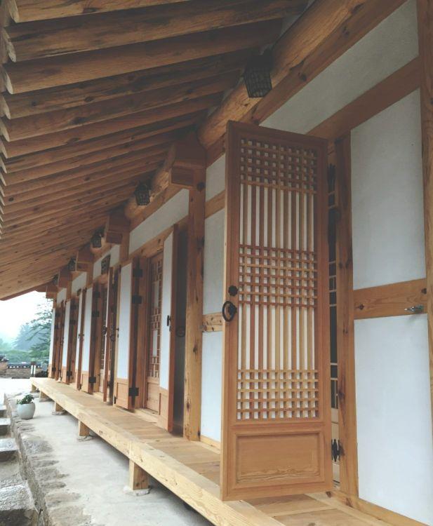 Naesosa Temple Quarters
