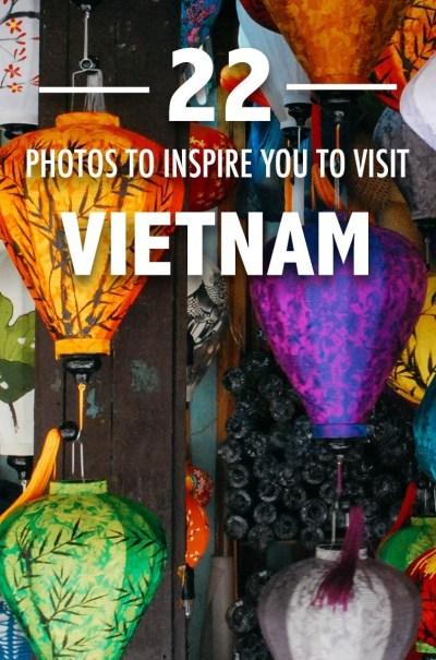 Visit Vietnam Pinterest