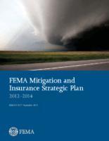 FEMA Mitigation and Insurance Strategic Plan, 2012-2014