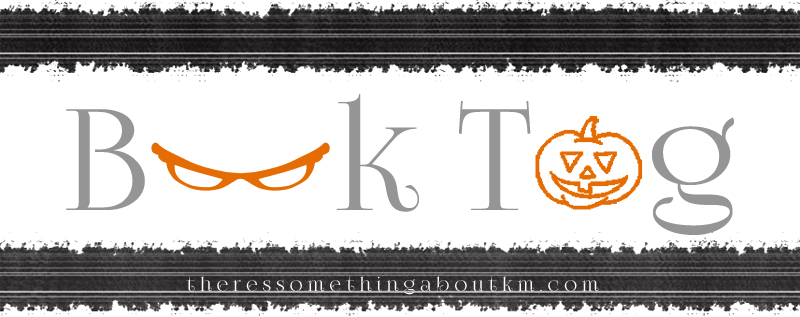 October Book Tag | There's Something About KM