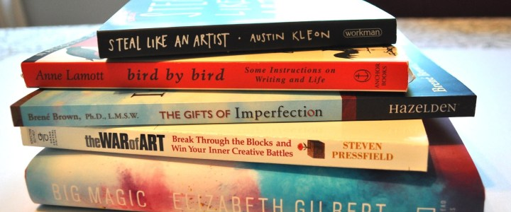 5 Books to Start You on a Creative Path