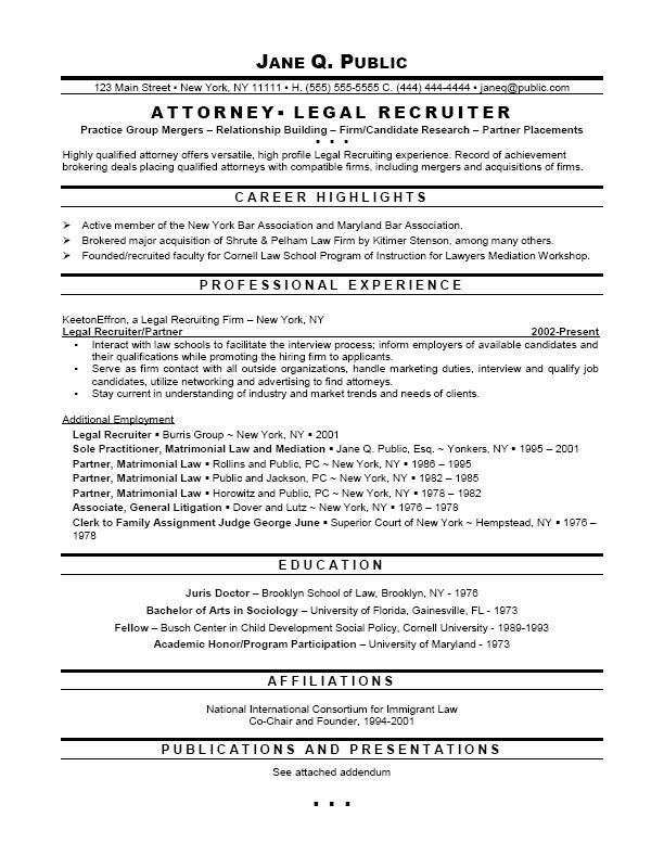 Resume legal secretary skills