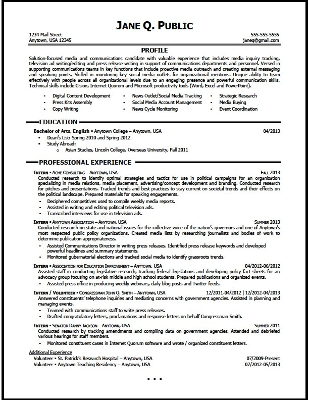 resume template corporate communications corporate communications media and sample the clinic central head corporate communication resume