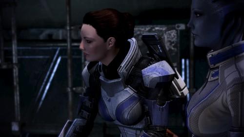 Steph's custom Shepard, Alexandra