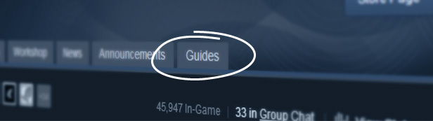Game Guides on Steam.