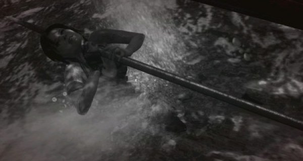Tomb Raider has never been violence free, but the latest release has shown a serious increase in graphic death scenes.