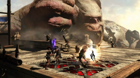 god of war ascension 1