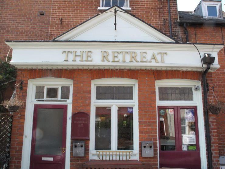 The Retreat, St John's Street, Reading