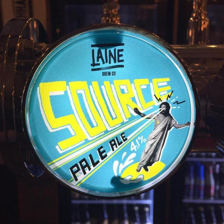 Laine Brewery's Source Pale Ale