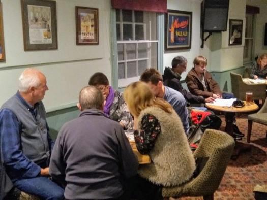 Quiz Night at The Retreat pub in Reading