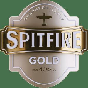 Shepherd Neame Spitfire Gold