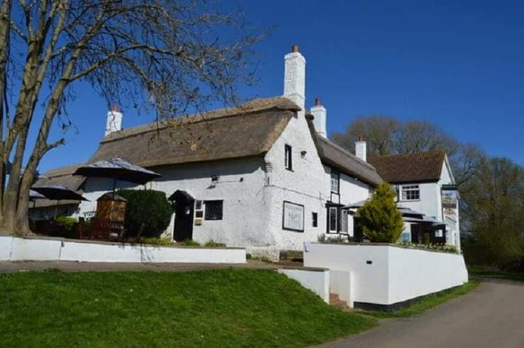 The history of pubs - The Old Ferry Boat Inn in Holywell, Cambridgeshire