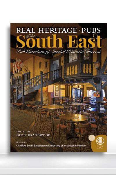 The Retreat featured in Real Heritage Pubs of the South East