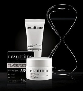 Resultime by Collin Paris
