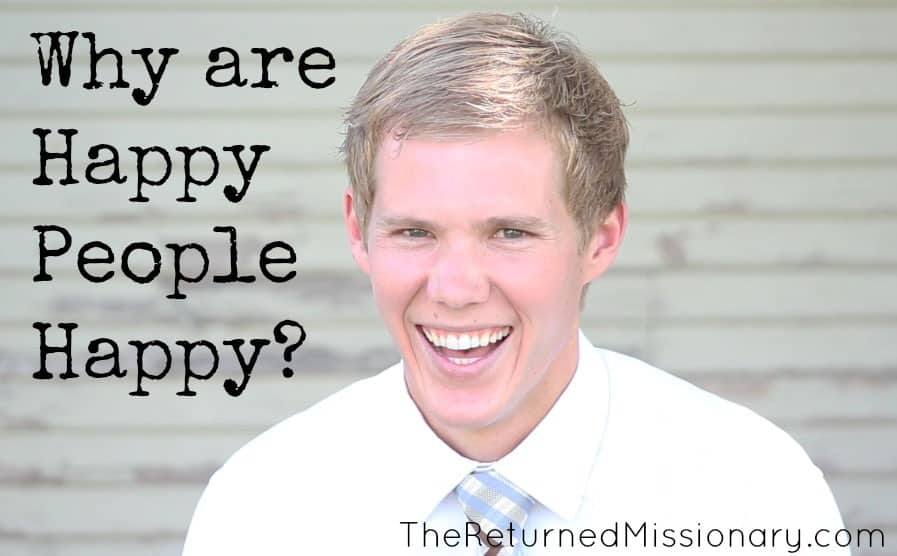 14 Reasons Why Happy People are Happy