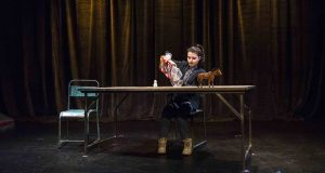 [The Opera is Always on the Table] [New Ohio Theatre, NYC] (c)