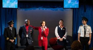 (Bonnies Last Flight) (Fourth Street Theatre, NYC) (c)Shun Takino