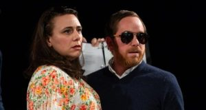 (Bonnie's Last Flight) (NYTW/Fourth Street Theatre) (c)Toby Tenenbaum