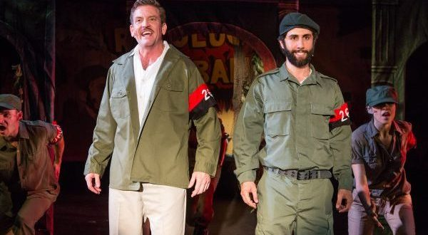 (Errol and Fidel) (The Peter Jay Sharp Theater ) (NYC)