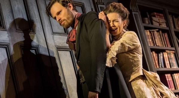 Gaslight Kara Tointon as Bella Manningham; Rupert Young as Jack Manningham