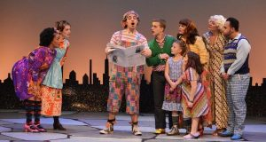 (Jack and the Beanstalk) (Abrons Arts Center) (NYC) (c)Norman Blake
