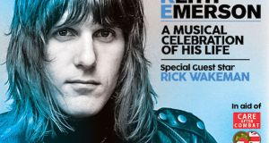 Headshot of Keith Emerson