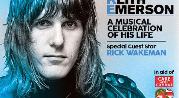Headshot of Keith Emerson