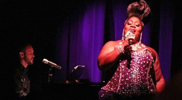 [Latrice Royale] [Laurie Beechman Theatre, NYC]