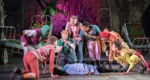 Peter Pan Regents Park Open Air Theatre London