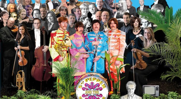 RLPO and the Bootleg Beatles Celebrate Sgt Pepper and the Summer of