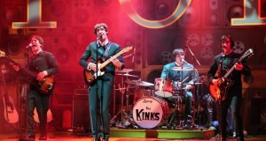 UK Touring cast of Sunny Afternoon