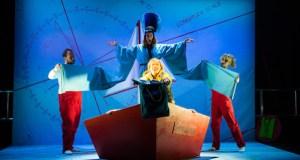Edward Hughes, Flora McIntosh, Sarah Minns & Pamela Hay in Ulla's Odyssey