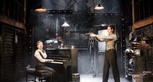 Murder For Two at The Watermill Newbury