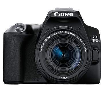 Canon EOS 200D dslr