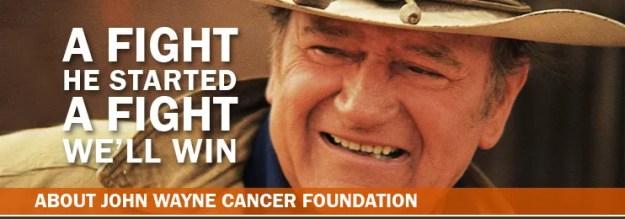 John Wayne Cancer Institute commercial