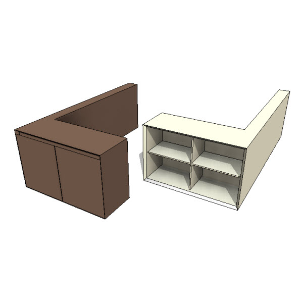 WETSTYLE M Collection Storage For Cube 10067 200