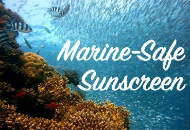 marine safe sunscreen