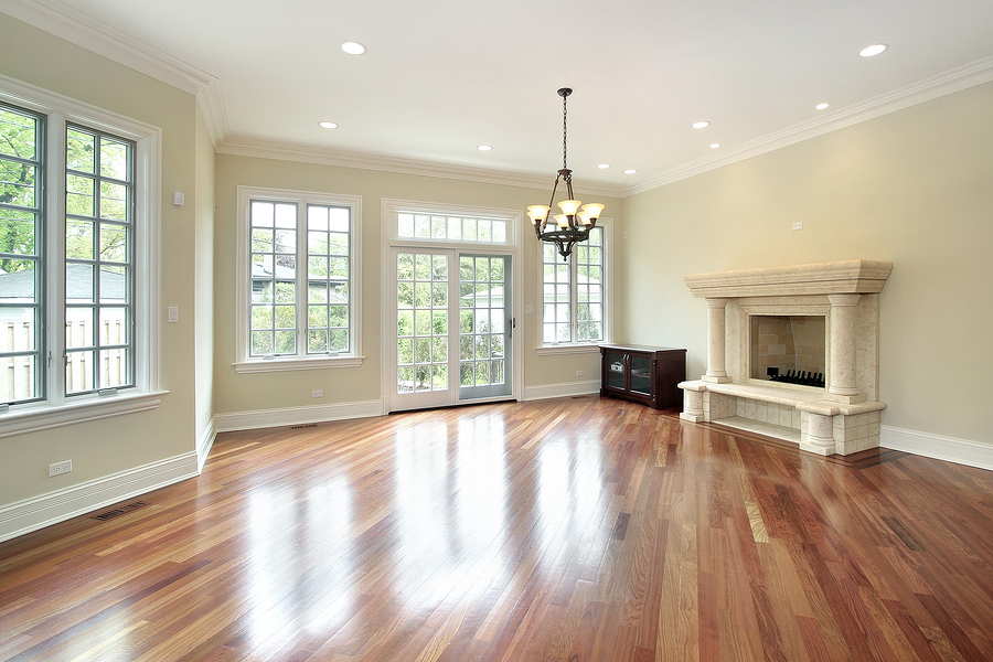 Clean Wood Floors Naturally