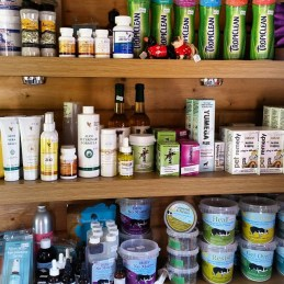 Great selection of Natural Healthy Supplements