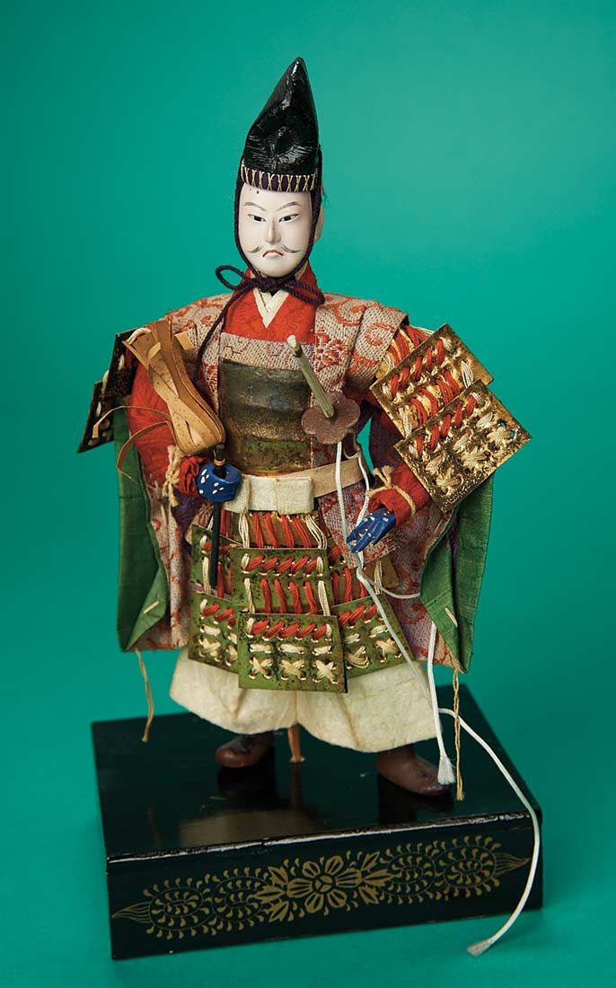 The Carabet Collection Of Antique Japanese Dolls Theriaults
