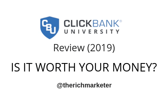 review of ClickBank University 2.0