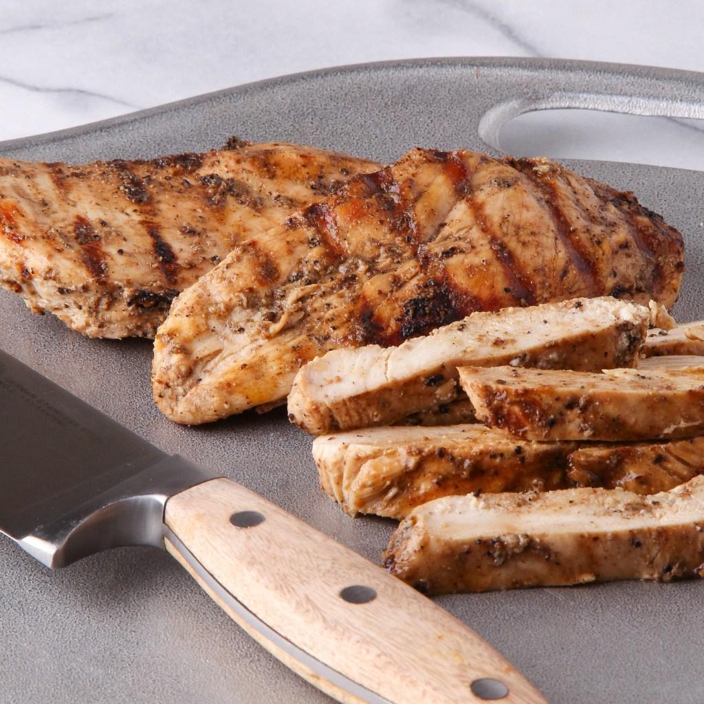 No-Stick Marinade for Chicken