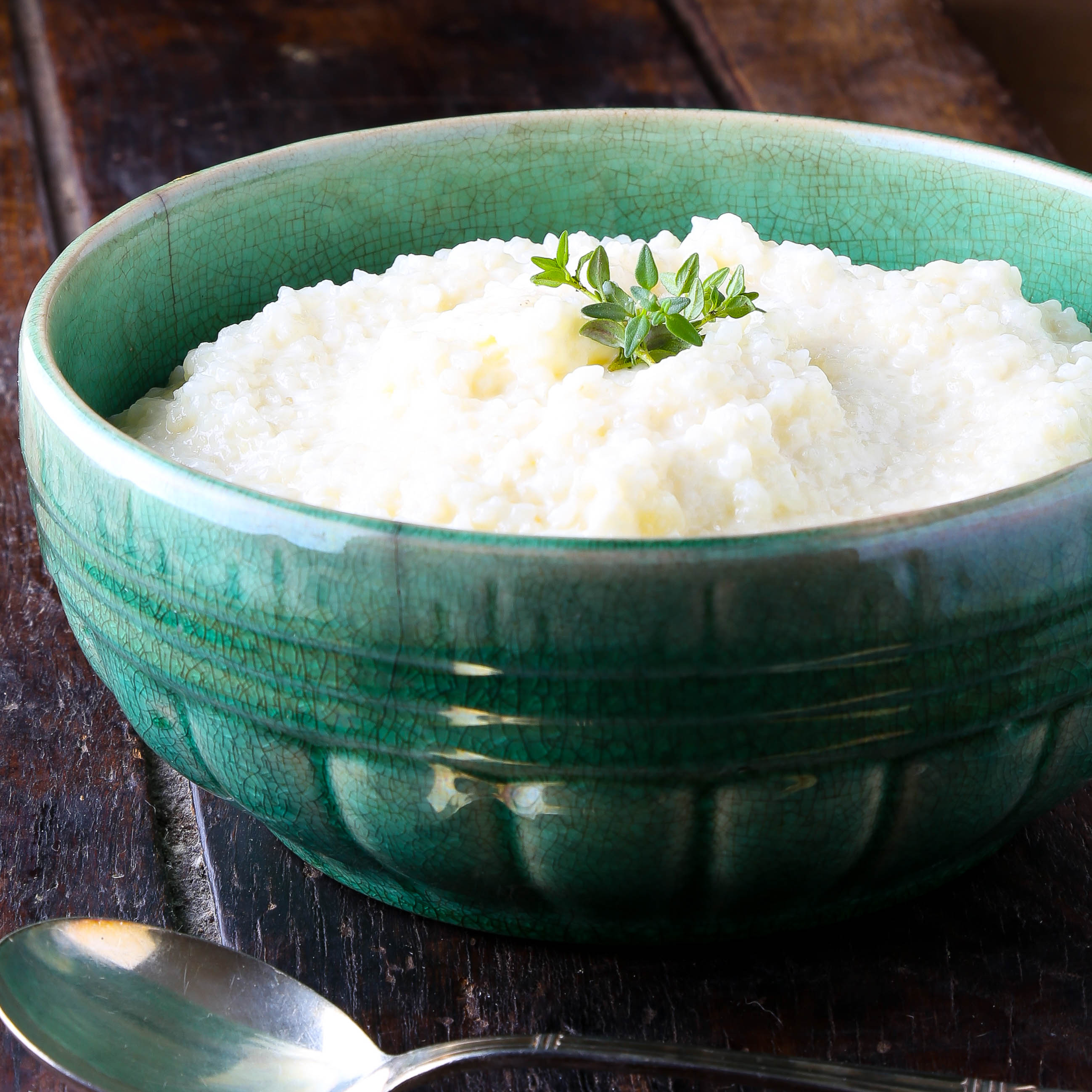 Creamy Rice Grits-2