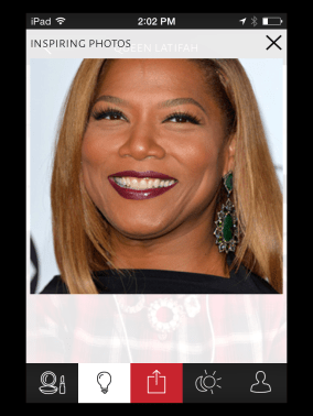 Or just become Queen Latifah.