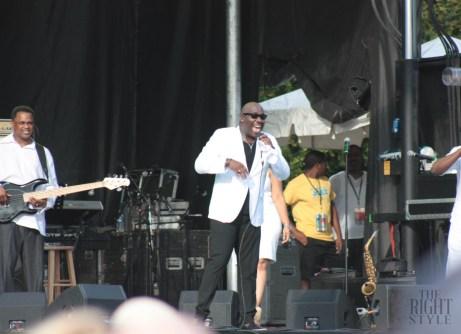 Will Downing, RVA Jazz Festival at Maymont