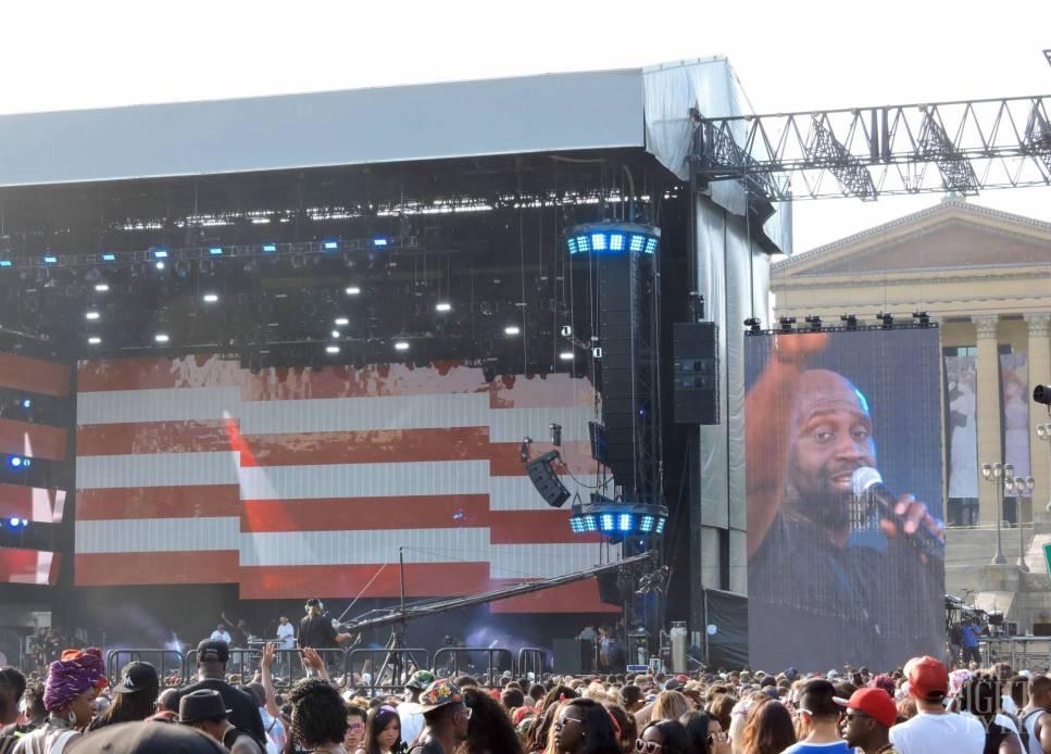 De La Soul, Made in America Festival