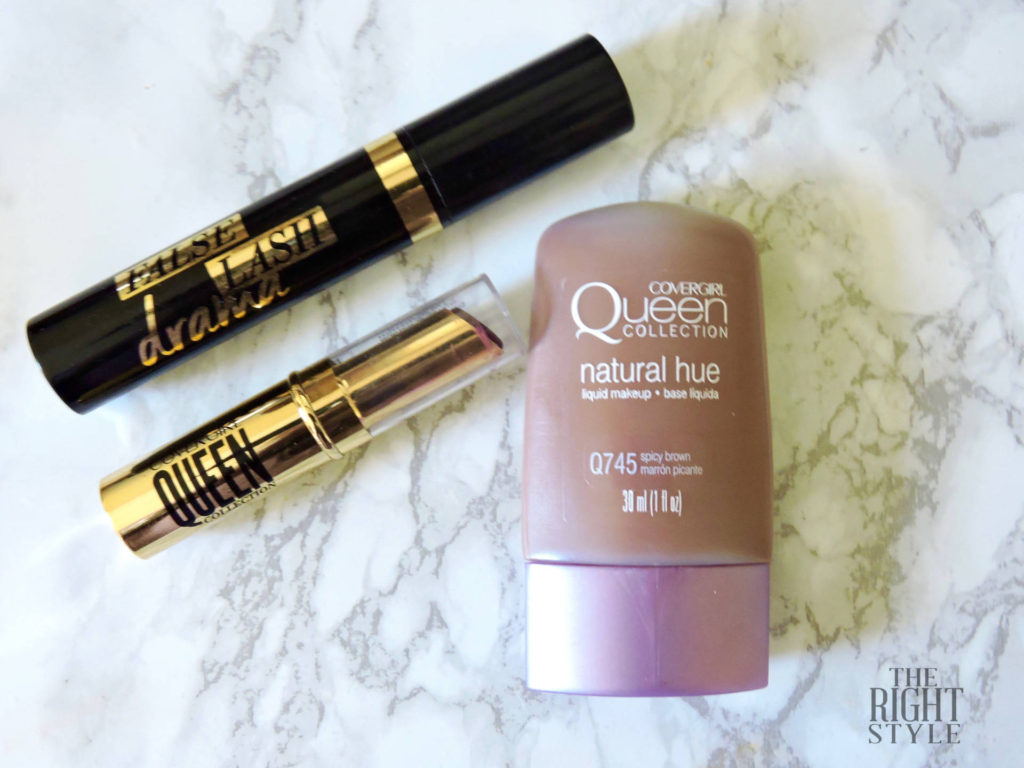Covergirl Queen Collection Makeup