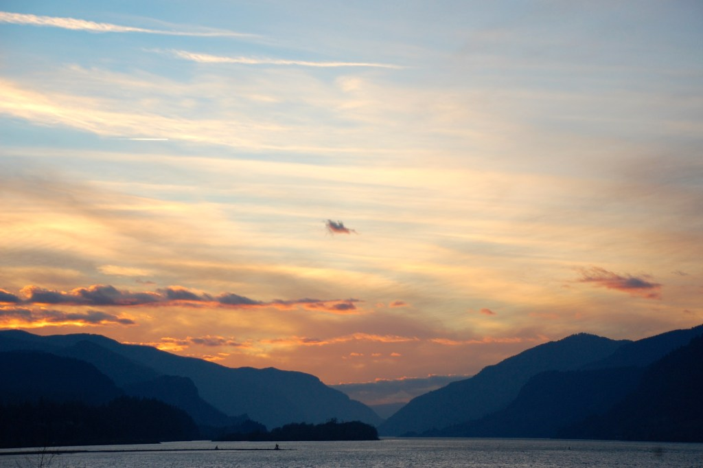 Columbia River Gorge Sunset | theringers.co