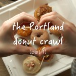 the portland donut crawl (part 1).
