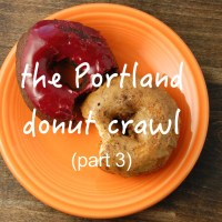 the portland donut crawl (part 3).
